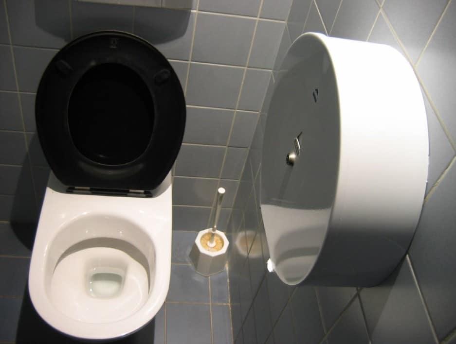 Éviter fuites eau de toilette